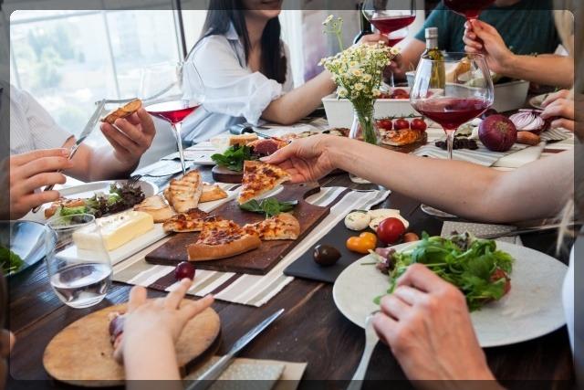 二世帯住宅_食事の協力
