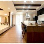 暮らしやすさを追求した高気密・高断熱な二世帯住宅