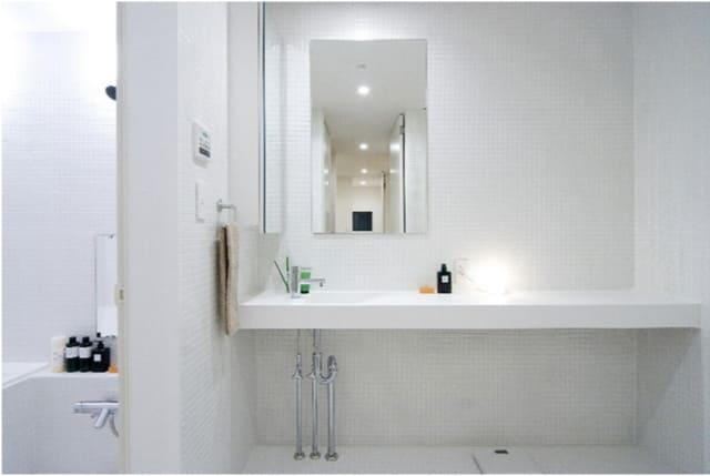 無印良品の家のお風呂